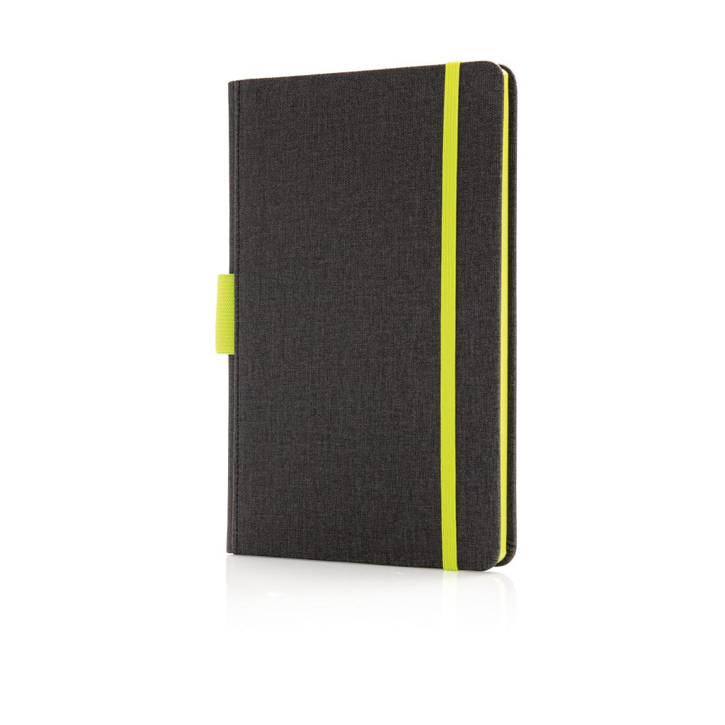 Deluxe A5 Notizbuch mit Stiftehalter