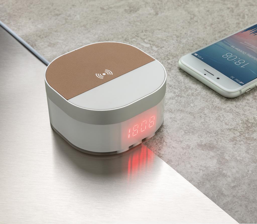 Aria 5W Wirless Charging Uhr