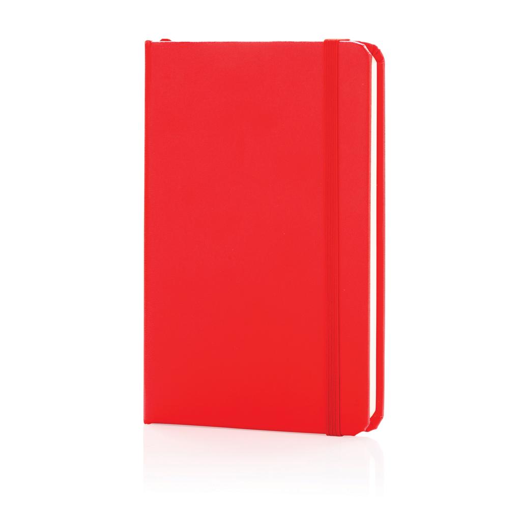 Basic Hardcover Notizbuch A6