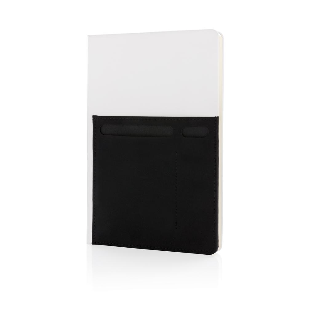 A5 Deluxe Notizbuch mit Fächern