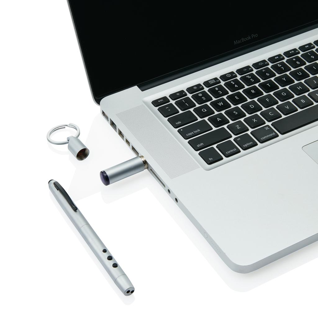 4-in-1 Presenter Stift