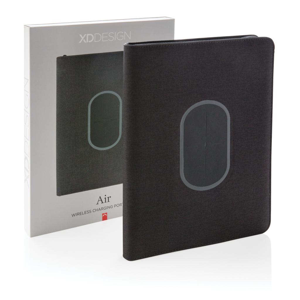 Air A4 Portfolio mit kabelloser Aufladefunktion