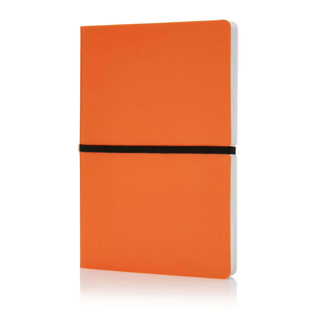 Deluxe Softcover A5 Notizbuch