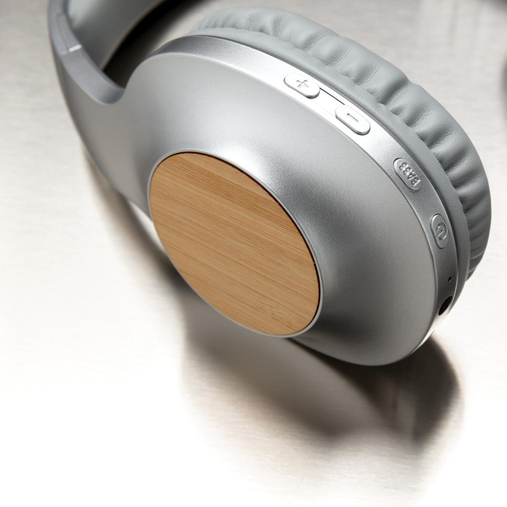 Dakota Bambus kabelloser Kopfhörer