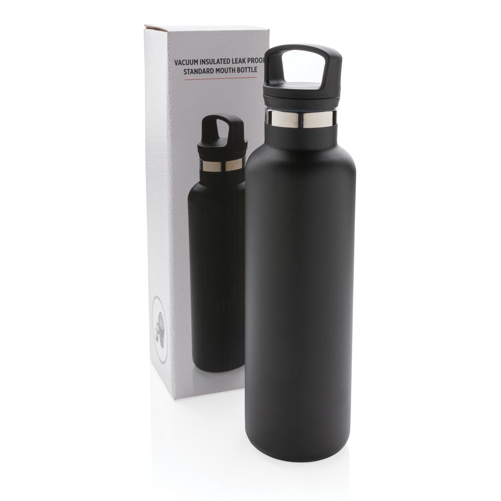 Auslaufsichere Vakuumflasche