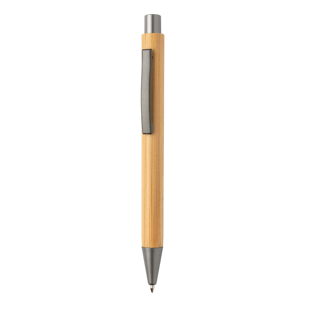 Slim Design Bambus Stift