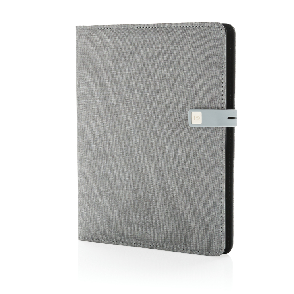 Kyoto A5 Notizbuch mit 16GB USB