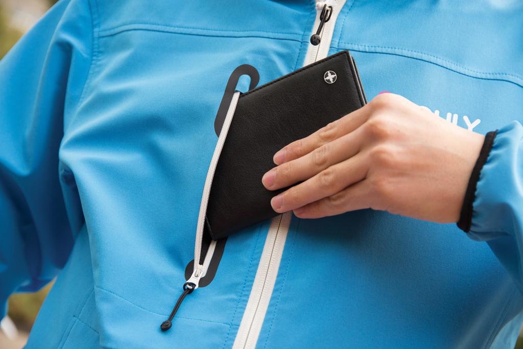 RFID Anti-Skimming Ausweismappe