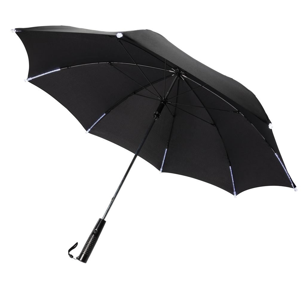 """23"""" LED Schirm mit automatischer Öffnung"""