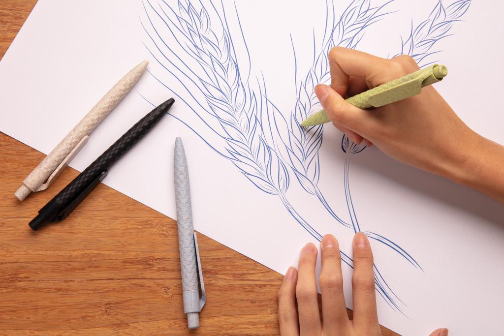Weizenstroh Stift
