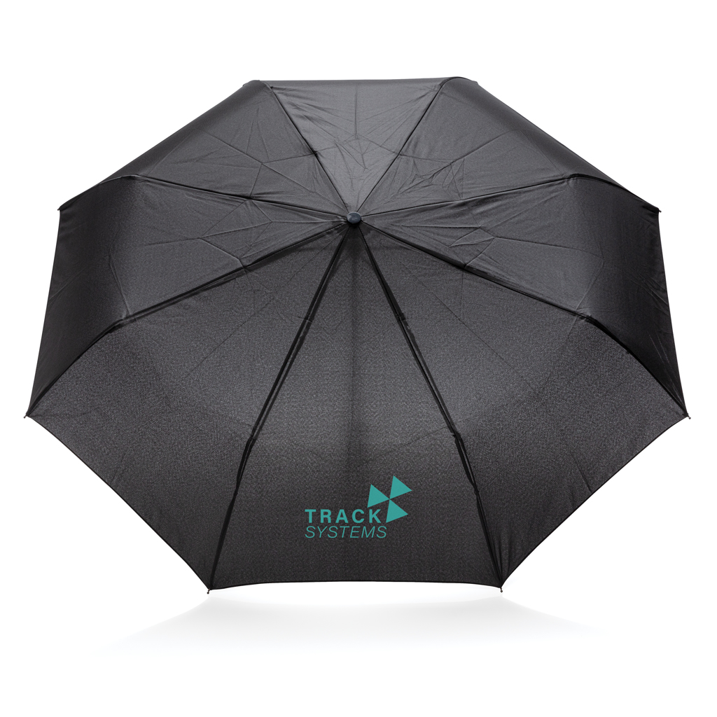 """21"""" Schirm mit manueller Öffnung und Einkaufstasche"""