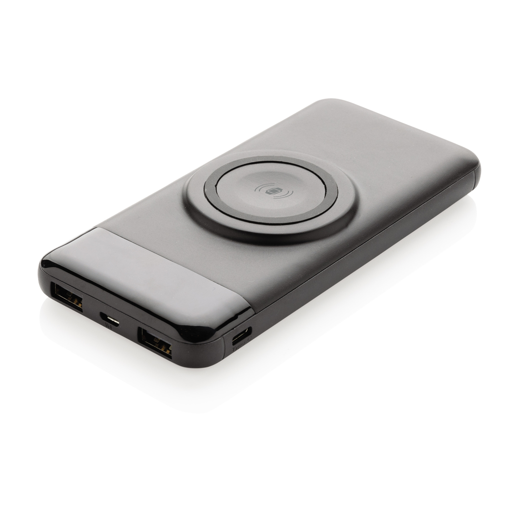 10.000 mAh Wireless Powerbank mit Watch-Charger