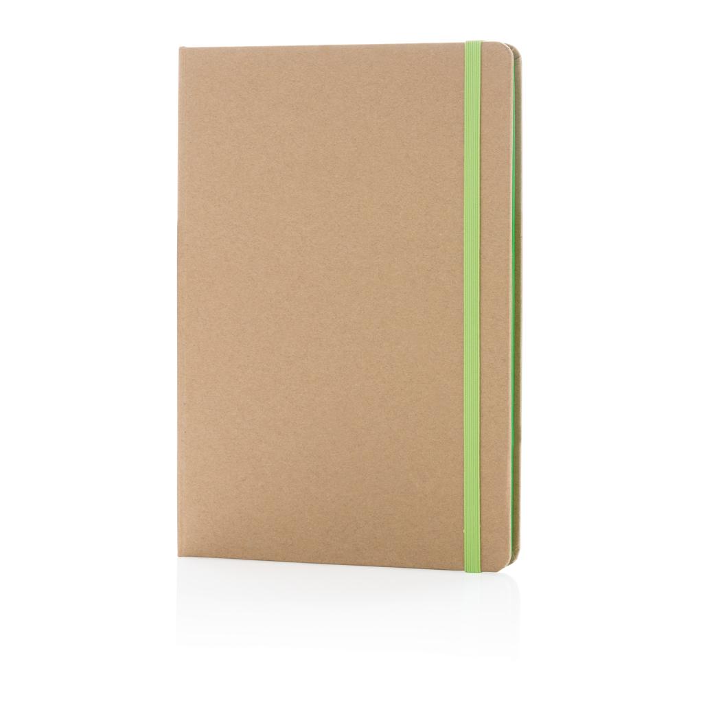 Nachhaltiges A5 Notizbuch