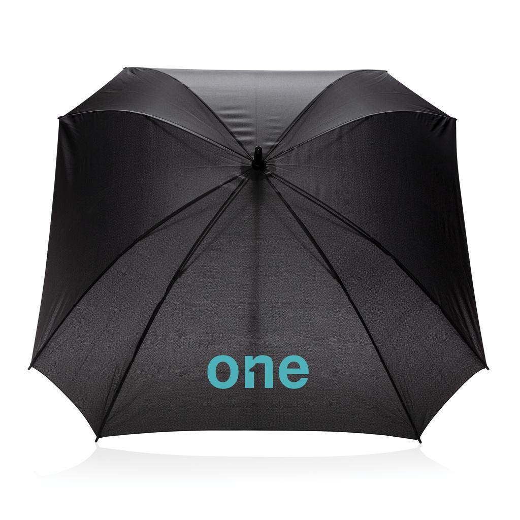 """27"""" XL Square Schirm mit manueller Öffnung"""