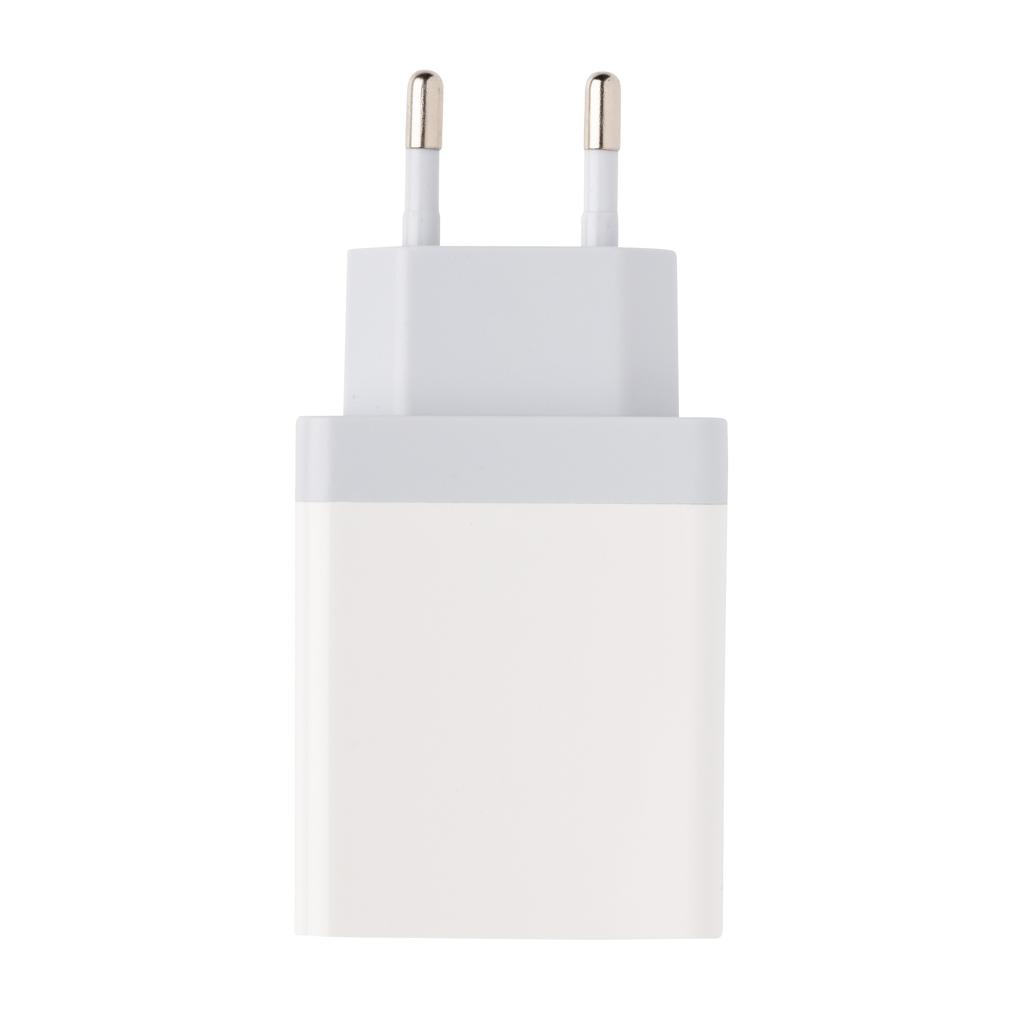 30W Dual-Output Wallcharger mit PD