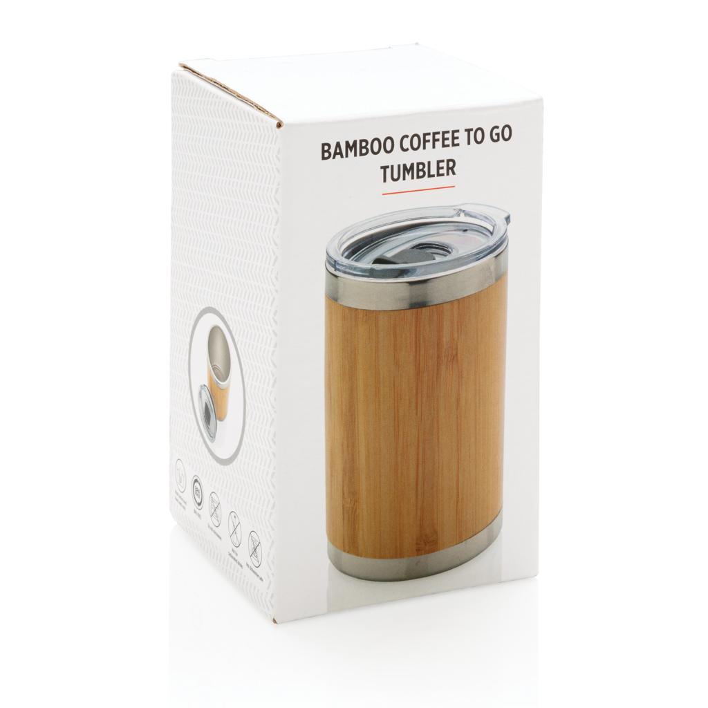 Bambus Coffee-To-Go Becher