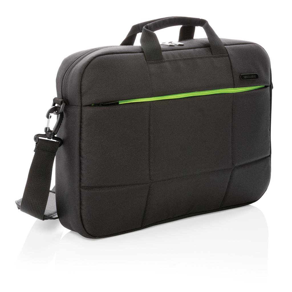 """Soho 15.6"""" Business Laptop-Tasche aus RPET, PVC-frei"""
