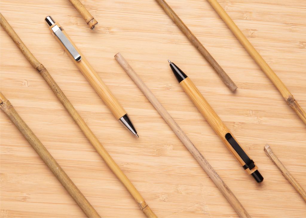Bambus Kugelschreiber