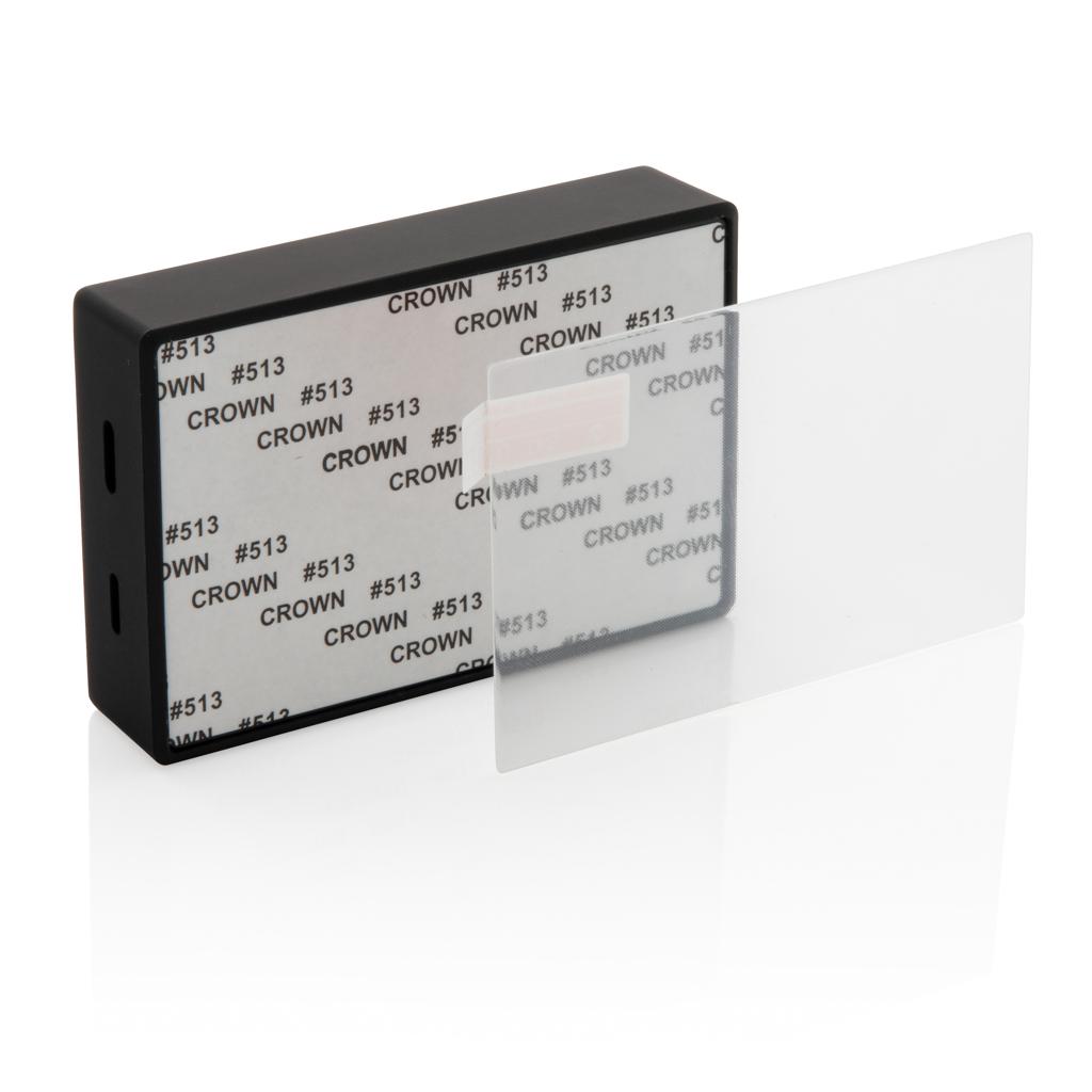 3W kabellose Lautsprecher mit Sicherheitsglas