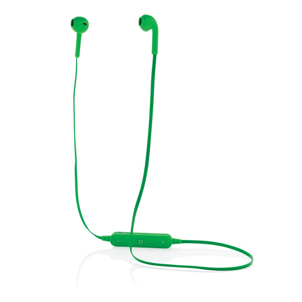 Kabellose Kopfhörer im Etui