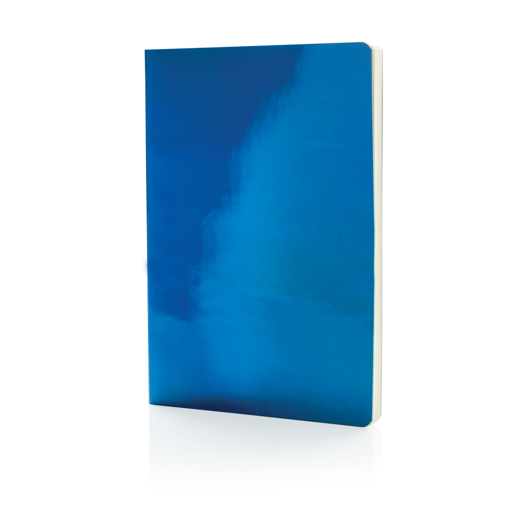 A5 Deluxe Metallic Notizbuch