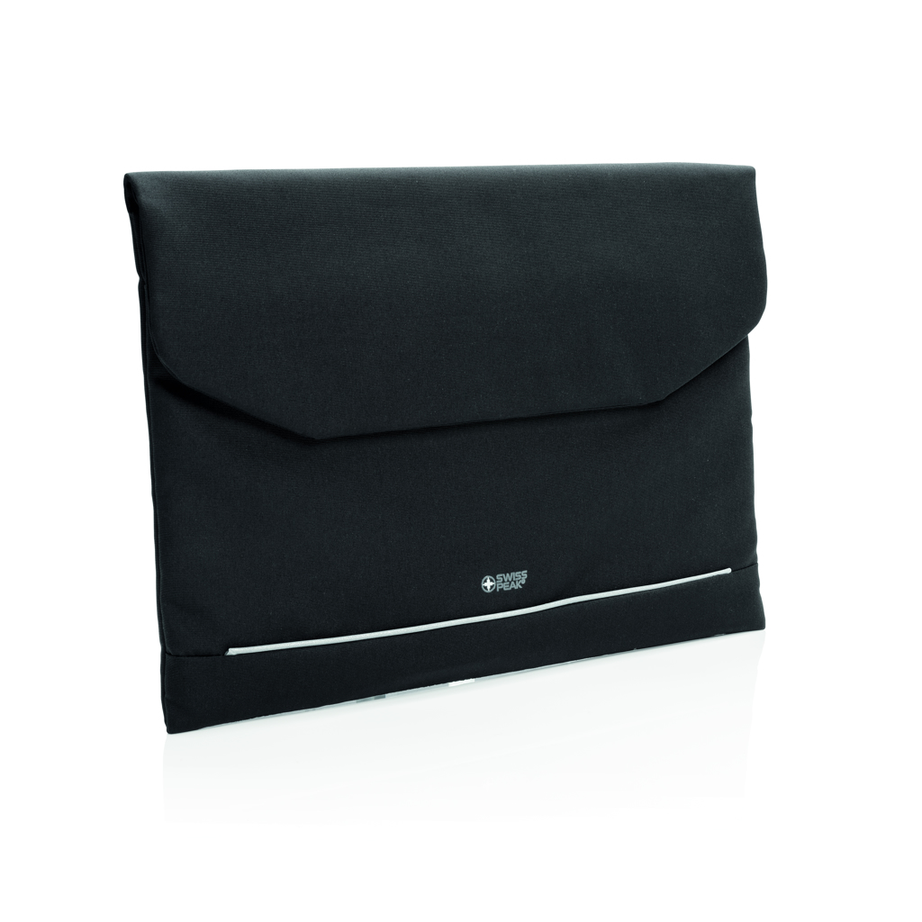 """Swiss Peak RFID 15.6"""" Laptop-Sleeve, PVC-frei"""
