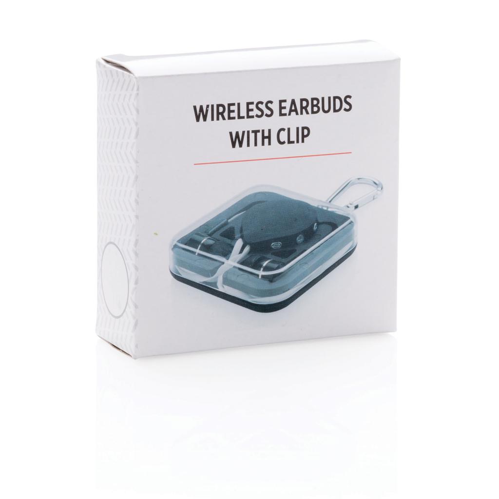 Wireless Kopfhörer mit Clip
