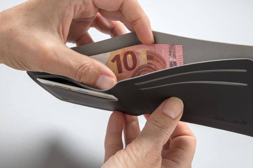 Quebec RFID Geldbeutel