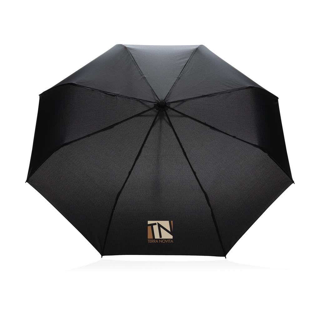 "20.5"" Impact AWARE™ RPET 190T Pongee Mini-Schirm"