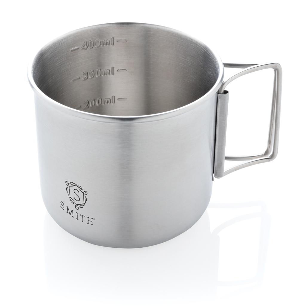 Explorer einwandige Stainless-Steel Tasse