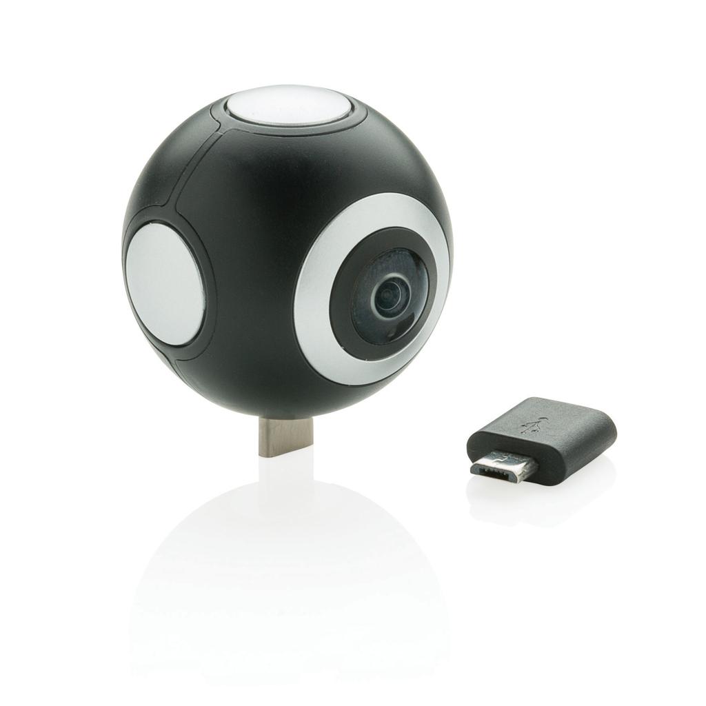 Doppellinse 360 Grad Kamera