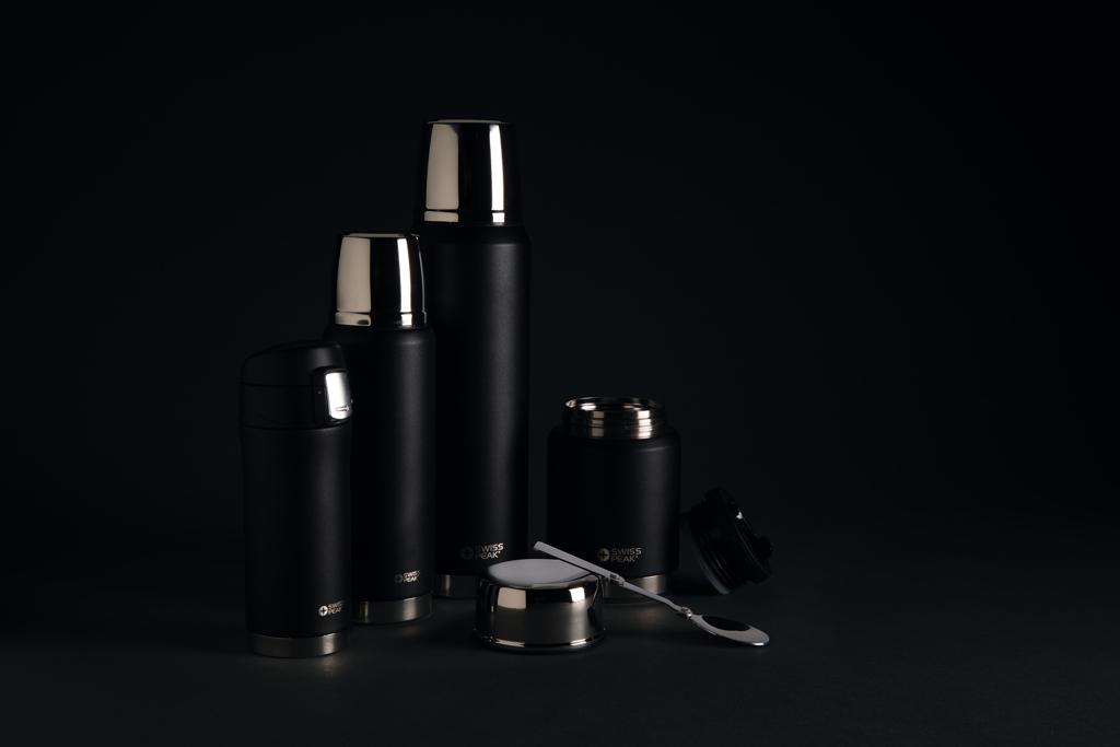 Swiss Peak Elite Kupfer Vakuum Becher